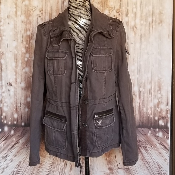American Eagle Outfitters Jackets & Blazers - AEO American Eagle utility jacket size large